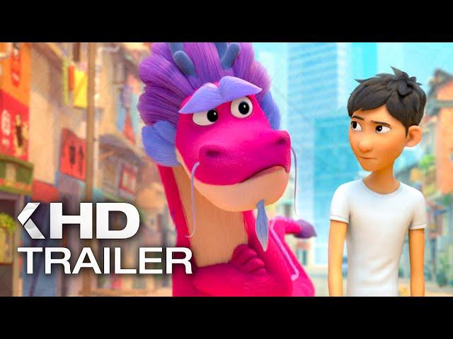 WISH DRAGON Trailer (2021)