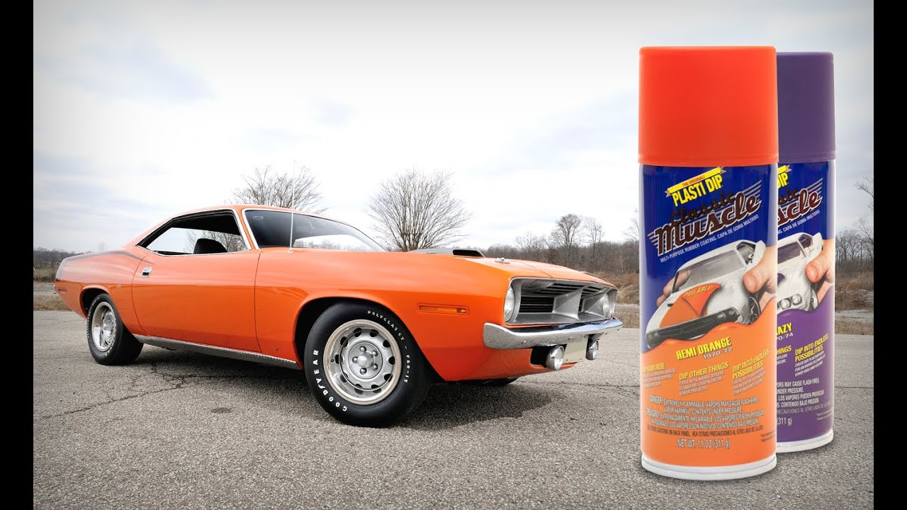 classic muscle car colors product showcase - Classic Car Colors