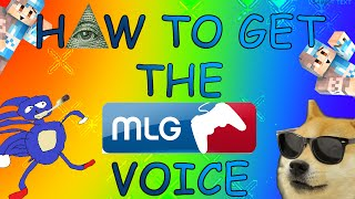 How To Get The MLG Voice WITHOUT Oddcast (Daniel_UK) Text-to-speech Tutorial