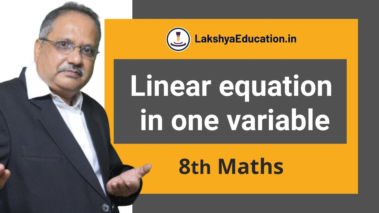 Workbooks linear equations in one variable worksheets for class 8 : NCERT- Class 8 Maths - Linear Equations in One Variable – Exe.1 ...
