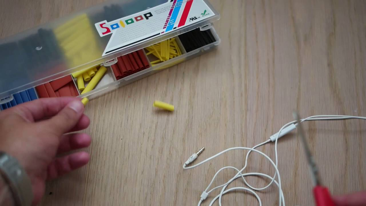 How To Fix Broken Earphone Wire: How to fix a broken headphone cable - YouTuberh:youtube.com,Design