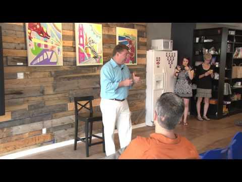Weekly Startup Meetup: Frank Coates @WheelhouseAnalytics