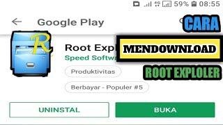 Gambar cover Cara Download Root Exploler!!!||Tanpa Uang Sepeserpun.