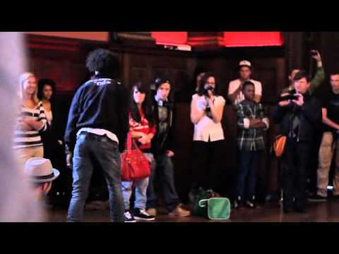 LES TWINS // Workshop Berlin - Freestyle