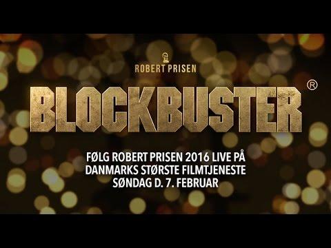 ROBERT PRISEN 2016 LIVE - BLOCKBUSTER