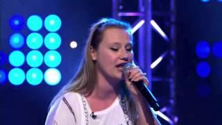 Kim Zingt dangerous | Blind Audition | The Voice Van Vlaanderen | Vtm