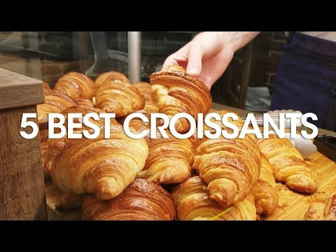 5 Best Croissants In Paris RANKED - French Friday - Great Croissants In Paris