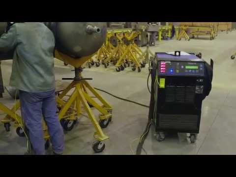Pipe Fabricator Relies on Miller Equipment for Productivity Gains and Welder Training