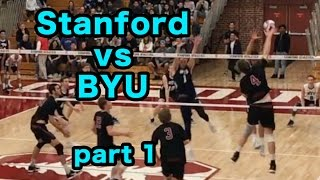 BYU vs Stanford Men