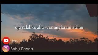 Lirik lagu karma guyon waton