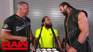 Shane McMahon searches for Roman Reigns' tag team partner: Raw, July 8, 2019