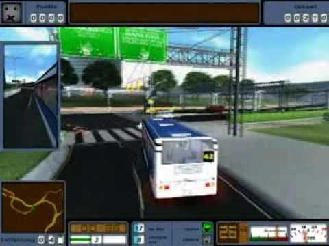 Rossz PC Játékok Sorozat: Bus Driver (EREDETI)