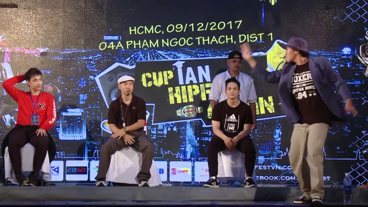 independent DN – 93 Brother | Top 8 Final Cup iAN Hipfest Asean 9/12/2017