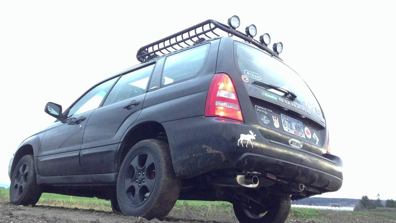 Subaru Forester Xs With Magnaflow