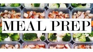 My Cheap, Quick & Easy Meal Prep! #MealPrepMonday