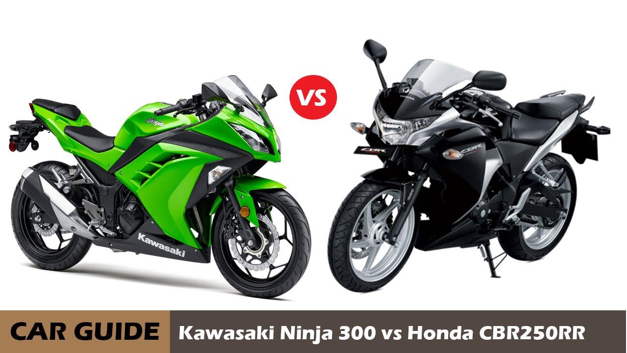 Kawasaki Ninja 300 Vs Honda Cbr 250rr Comparison And Reviews Car