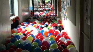 Max-Born-Gymnasium Backnang - Abischerz / Abistreich 2011 - 15000 Luftballons