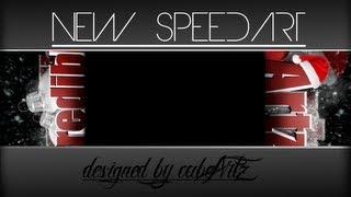 27# Speedart   Background   iincredibleartz Xmas