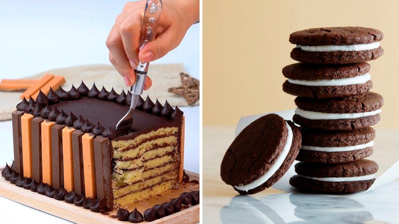 Easy Oreo Cake Decorating Ideas   So Yummy Recipe 2020 ...