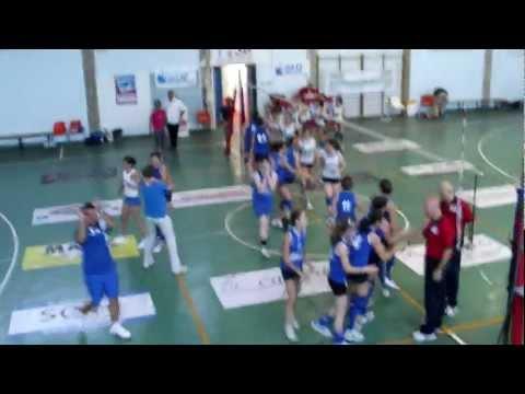 VOLLEY 88 CHIMERA AREZZO: FINALE UNDER 14 UISP 2011...CAMPIONI D