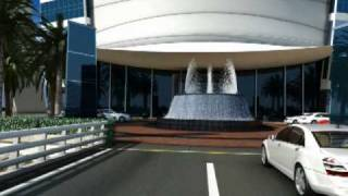 JUMEIRAH - BURJ AL ARAB - 480p - 3D ANIMATION