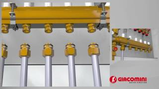 Giacomini Giacoqest   Radiator application video tutorial(Giacomini Giacoqest is a PEX based system for heating applications and sanitary distribution. Giacomini engineered Giacoqest with the installer's needs well in ..., 2016-07-26T09:56:19.000Z)