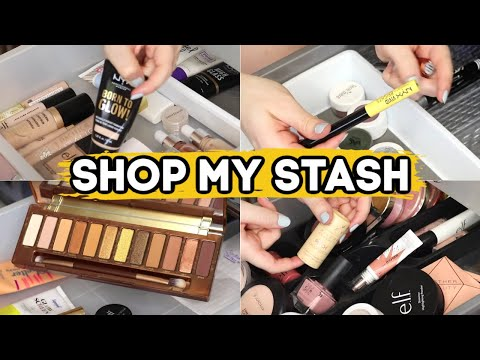 SHOP MY STASH | warm/bronze eyes & all the cream products from YouTube · Duration:  15 minutes 41 seconds