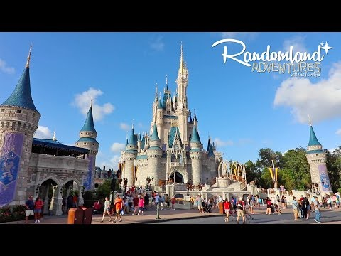 Disney's MAGIC KINGDOM! Inside Pirates, Space Mountain, and more!