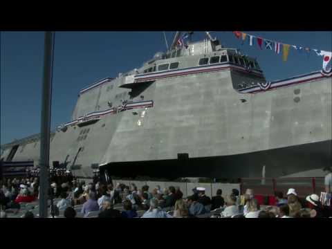 Defense Flash News : USS Omaha (LCS) commissioning, SAN DIEGO, CA, UNITED STATES, 02.03.2018