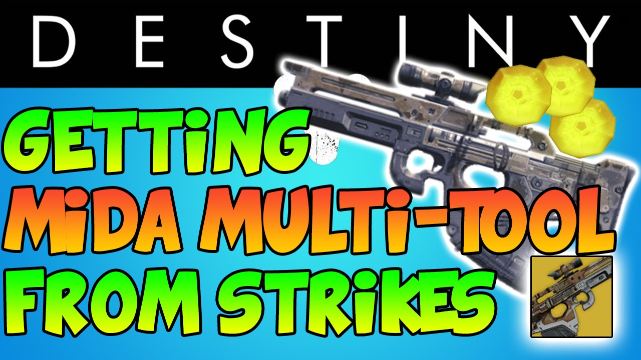how to get the mida multi tool