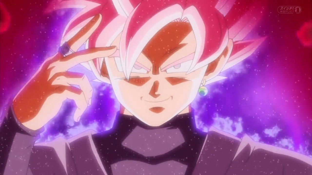 Black Transforms In Super Saiyan Rose