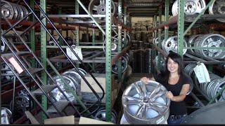 Factory Original Hyundai Sonata Rims & OEM Hyundai Sonata Wheels – OriginalWheel.com