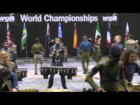 WGI 2016 | Ben Davis High School | Clip 1