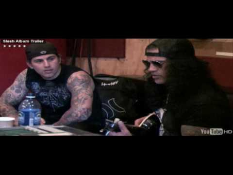Slash ft. Matt Shadows - Nothing To Say [Lyrics-Testo]