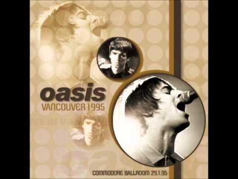 Oasis - Bring It On Down Live (29-01-1995)