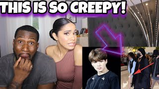BTS SCARY Sasaeng Archive - 1st look!