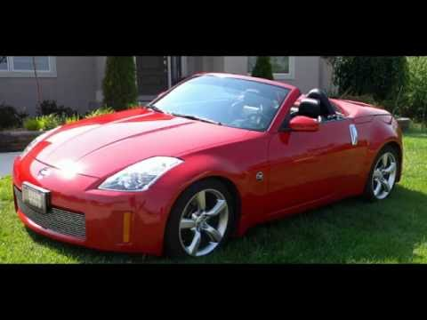 For Sale 2006 Nissan 350z Convertible Youtube