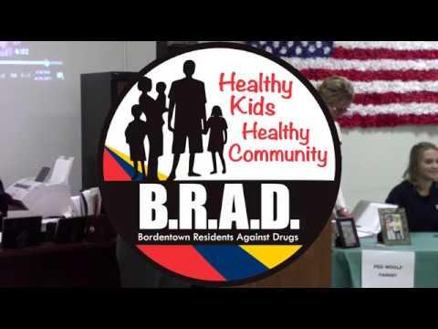 BRAD - Bordentown Residents Against Drugs Town Hall 4/25/17