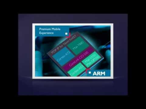 ARM Cortex-A72 (RCR Mobile Minute)