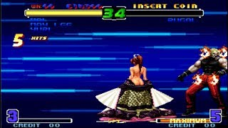 [TAS] The King Of Fighters 10TH Anniversary - Women Team