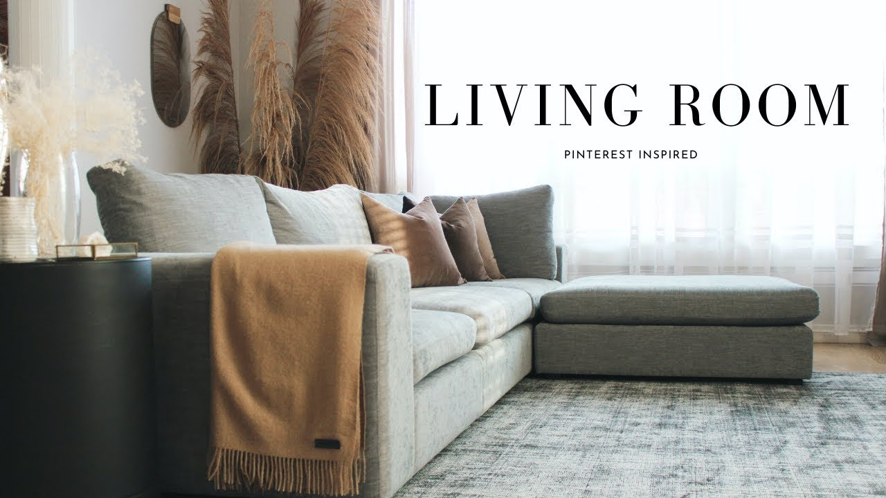 NEW LIVING ROOM FT. ARTICLE BLACK FRIDAY SALE