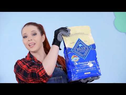 Blue Buffalo Life Protection Formula Adult Chicken & Brown Rice Recipe Dry Dog Food, 30 Lb Bag