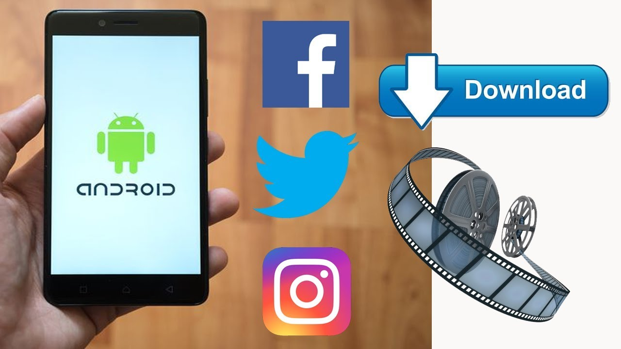 How To Download Facebook Twitter Instagram Videos 2018 Hd Youtube