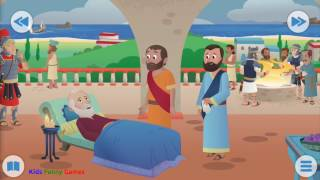 Bible for kids | Journeys for jesus | Funny Games