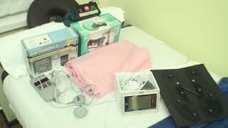 Диагностика,  при заболеваниях сердечно сосудистой системы и опорно двигательного аппарата