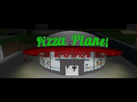 roblox welcome to bloxburg pizza planet youtube. Black Bedroom Furniture Sets. Home Design Ideas