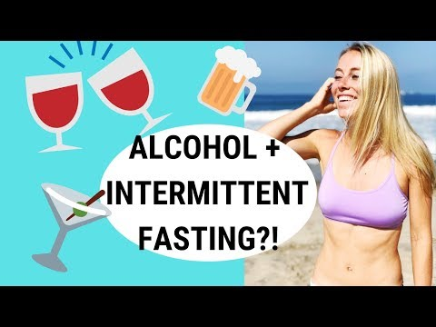 ALCOHOL AND INTERMITTENT FASTING: Can You Drink Alcohol During Your Fast?