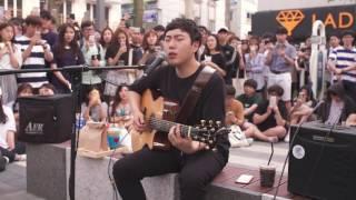 16 06 10 대전 욧골공원 버스킹 꽃송이가 + 첫사랑