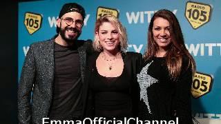 Emma Marrone - Intervista a Radio 105 - 30.03.17 - #Amici16
