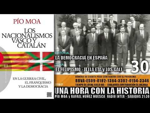 030 - El Felipismo - 2 | La democracia en España.